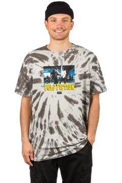HUF Dance Scene Tie Dye T-Shirt zwart(108030971)