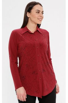 Blouse Grande Taille GELİNCE Vieux Rose(109328325)