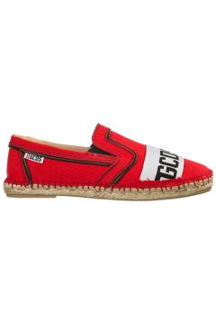 Men's cotton espadrilles slip on shoes guyana(93857797)