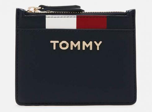 Tommy Hilfiger Women\'s Corporate Mini Wallet - Navy(90304341)