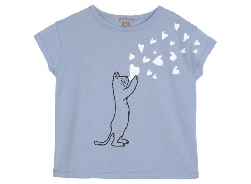 T-Shirt Katze(108947667)