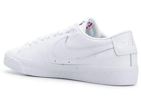 Nike baskets Blazer Low - Blanc(76688901)