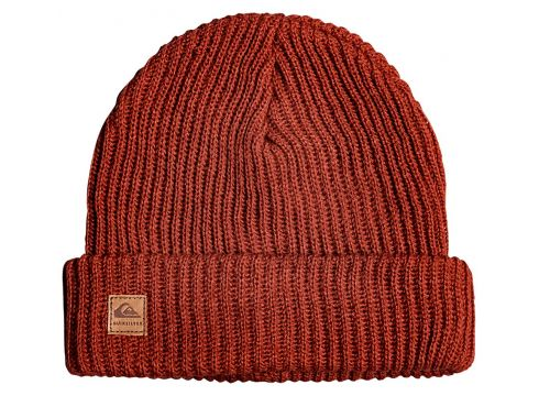 Quiksilver Routine Beanie rood(111499015)