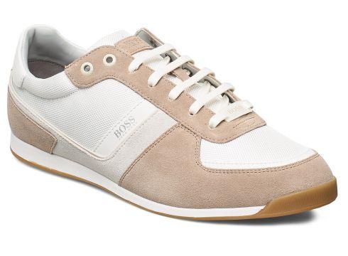 Glaze_lowp_mx Niedrige Sneaker Weiß BOSS ATHLEISURE WEAR(99732010)