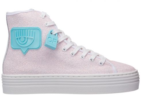 Women's shoes high top trainers sneakers eyelike(117038900)