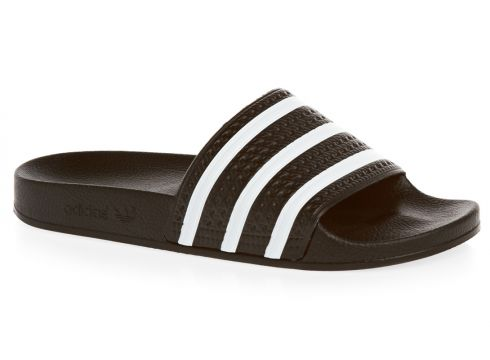 Adidas Originals Adilette Sandalen - Black White(112329532)