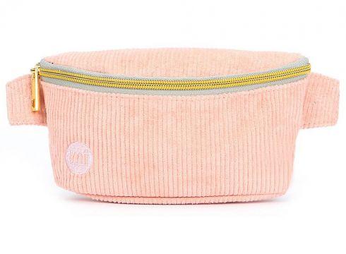 Mi-Pac Bum Corduroy Hip Bag roze(85188204)