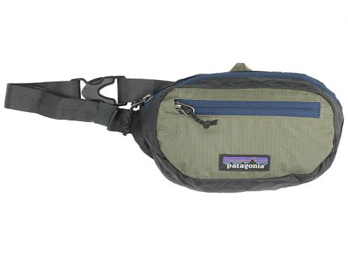 Patagonia Ultralight Black Hole Mini Hip Bag zwart(94104934)