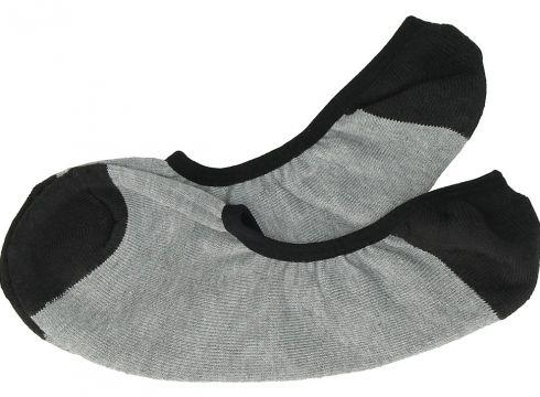 Zine No Show Socks grijs(108827142)