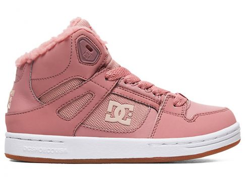DC Pure HT Wnt Sneakers roze(109249910)