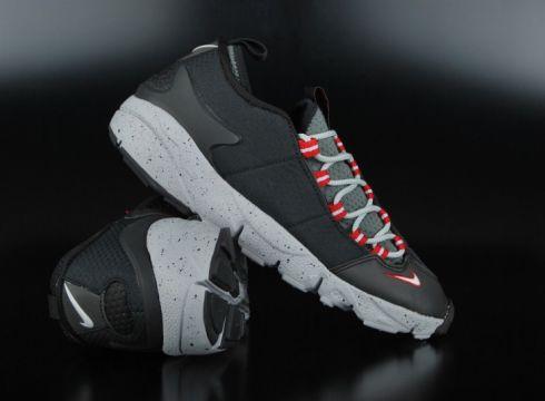 Nike Air Footscape NM Black Wolf Grey Sneaker(77151492)