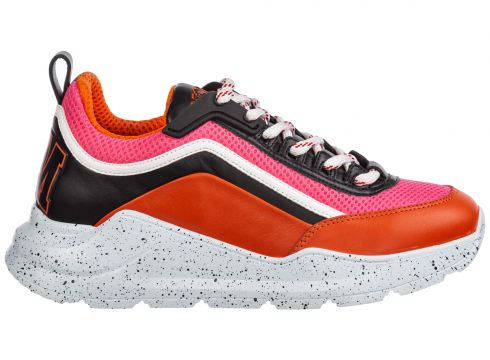 Women's shoes leather trainers sneakers hiking(116914604)