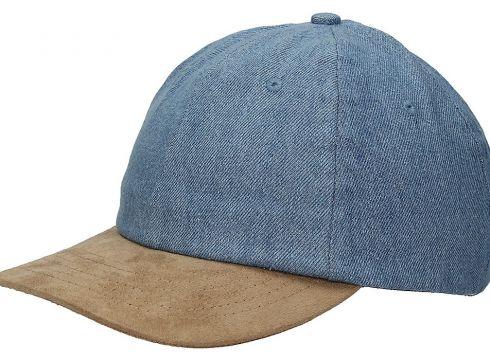 Empyre Reggie Denim Cap blauw(97420625)