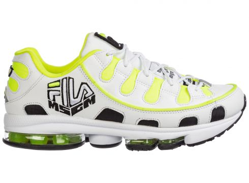 Men's shoes leather trainers sneakers fila(100451184)