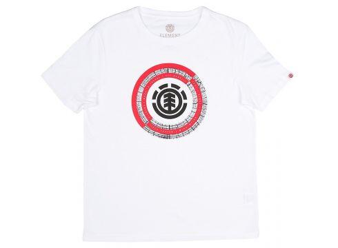 Element Iris T-Shirt wit(85179904)