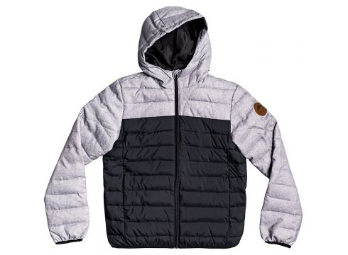 Quiksilver Scaly Mix Insulator Jacket zwart(109250177)