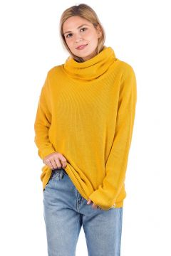 Iriedaily Mock Turtle Knit Pullover honey(97850328)