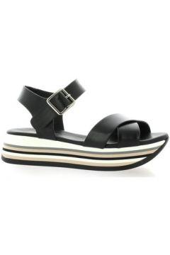 Sandales Repo Nu pieds cuir(127908238)
