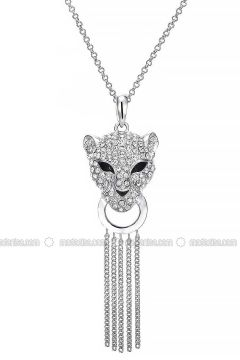 Silver tone - Necklace - Monemel(110312846)