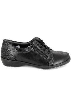 Chaussures Boissy Derby 80069 Noir(115460229)