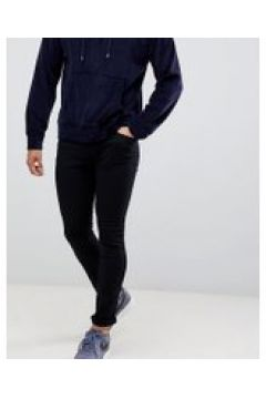 HUGO - 734 - Enge Jeans in Schwarz - Schwarz(83084248)