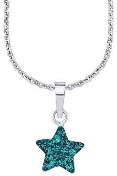 Amor Kolye 925 Ayar Gümüş Kristallı - 9294541(113999652)