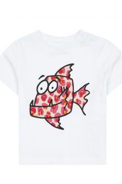 T-Shirt aus Bio-Baumwolle Fisch(117293627)