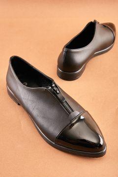 Bambi Siyah Kadın Casual Ayakkabı(124596997)