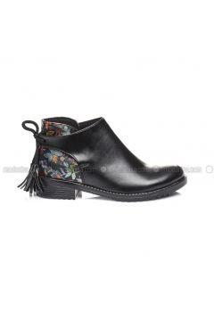 Black - Boot - Boots - Shoestime(110314756)