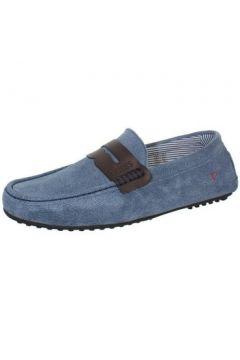 Chaussures Guess Mocassins ref_guess40711-denim(128012102)