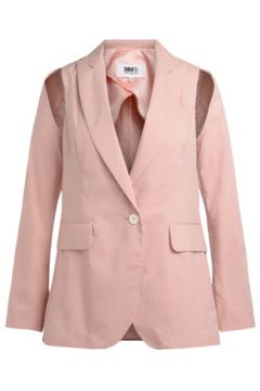 Veste Mm6 Maison Margiela Veste antique rose(115511469)