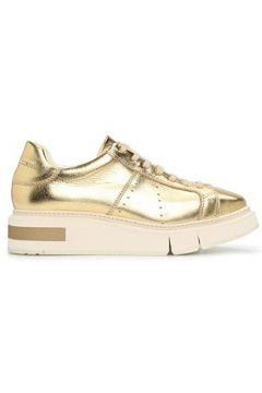 Paloma Barcelo Kadın Agen Gold Platform Topuklu Deri Sneaker Altın Rengi 36 EU(118330346)