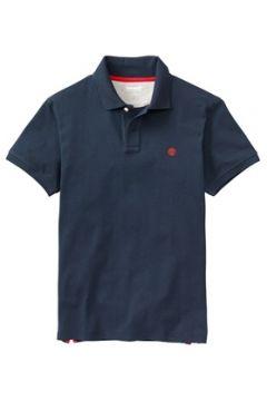 Timberland Erkek SS MR Regular Fit Lacivert Polo T-shirt L EU(113466213)