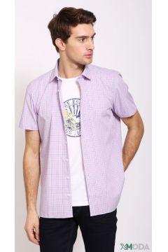 Мужские рубашки с коротким рукавом(109015305)