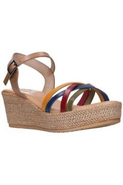 Sandales Porronet 2649 taupe Mujer Taupe(127960876)
