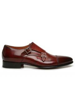 Santoni Erkek Bordo Deri Ayakkabı 0 US(127712326)