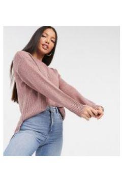 New Look Tall - Maglione girocollo rosa medio(121570516)