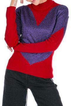 Women's jumper sweater turtle neck(118071862)