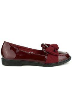 Ballerines Cendriyon Ballerines Bordeaux Chaussures Femme(115425876)
