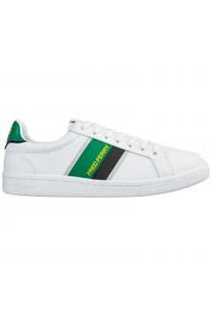 Men's shoes leather trainers sneakers(104262203)