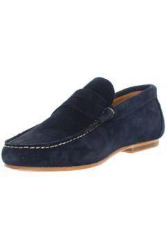 Chaussures Baxton Mocassins ref_bom43399-marine(88519534)