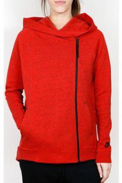 Chemise Nike Nike Tech Fleece Cape - Light Crimson / Heather / Black(115573493)