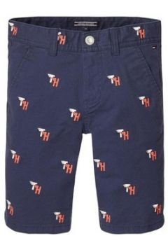 Short enfant Tommy Hilfiger Kids TH EMBROIDERED CHINO SHORT(115497188)