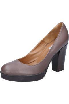 Chaussures escarpins Donna Più DONNA PIU\' escarpins beige cuir BX544(115442577)