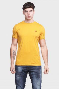 883 Police Hero Mustard Designer Mens T Shirts(123252676)