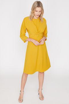 Koton Sarı Elbise(113977396)