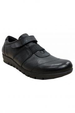 Scavia Hakiki Deri Ortopedik Kadın Ayakkabı(107871009)