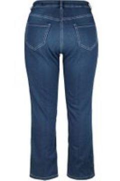 Jeans 5-POCKET-STYLE Doris Streich jeansblau(111508142)