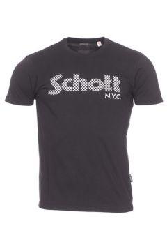 T-shirt Schott - tee-shirt(127941226)