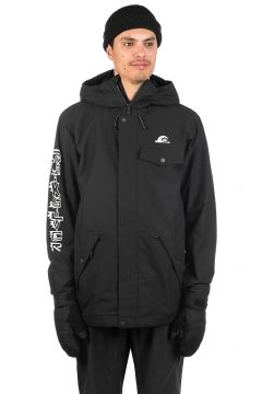 Quiksilver In The Hood Jacket black special art(97847400)